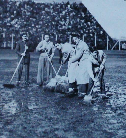 origen espectaculo futbolisitico