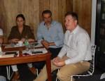 reunión cámara comercio DVT con GCBA Arenaza