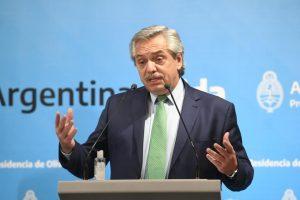 El presidente declara la cuarentena en todo el territorio nacional